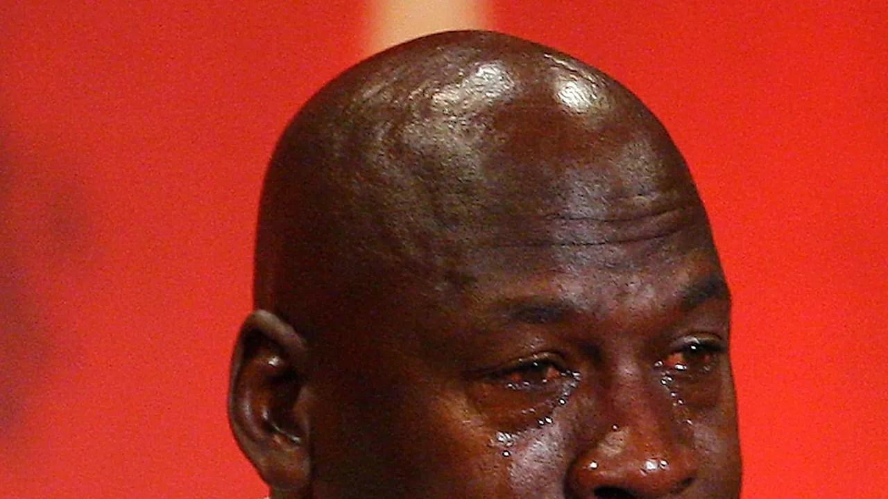 As Mj Said In Honor Of Kobe Here Is The New Crying Jordan Meme