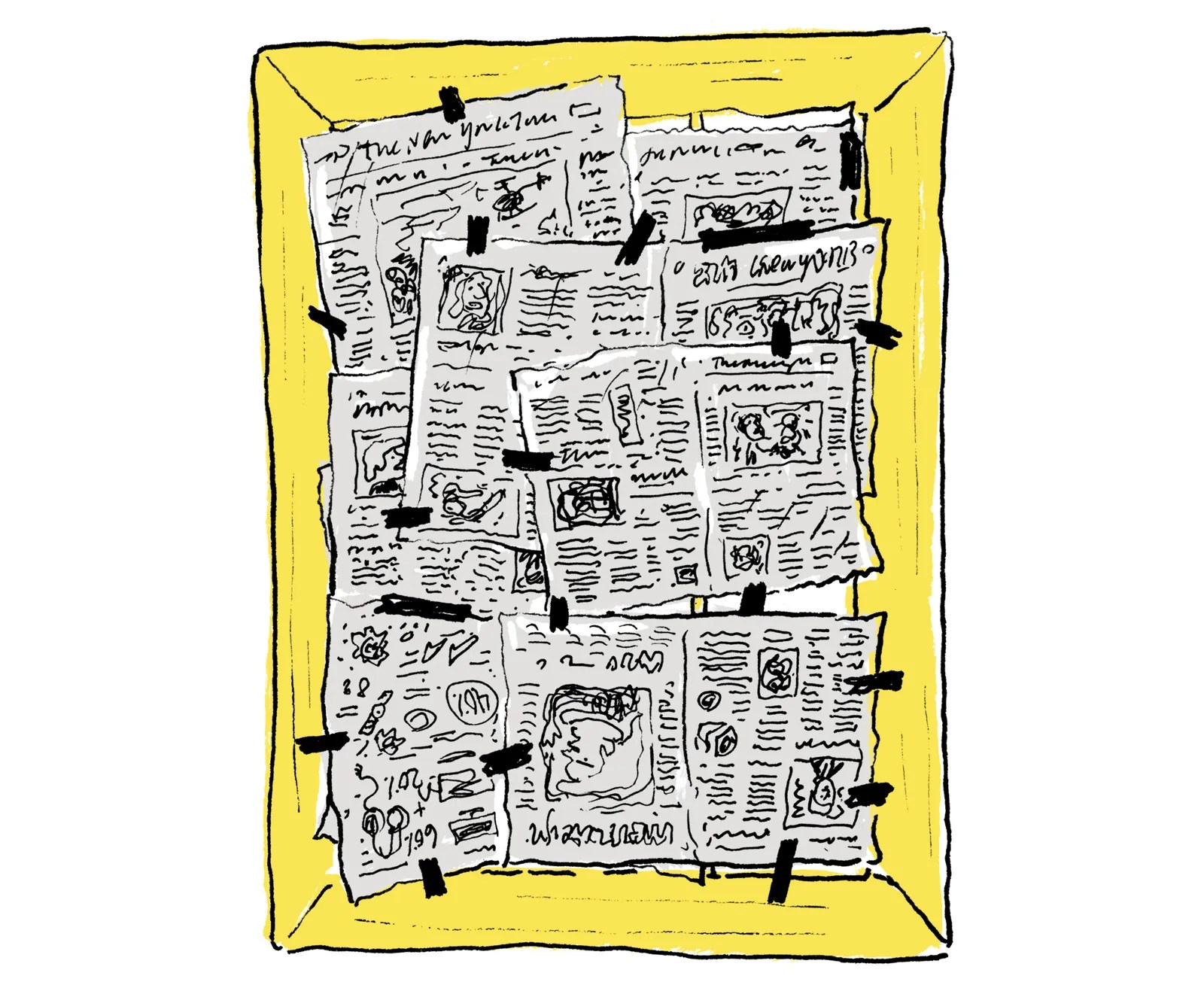 Things To Do With Newspapers To Avoid Reading Them