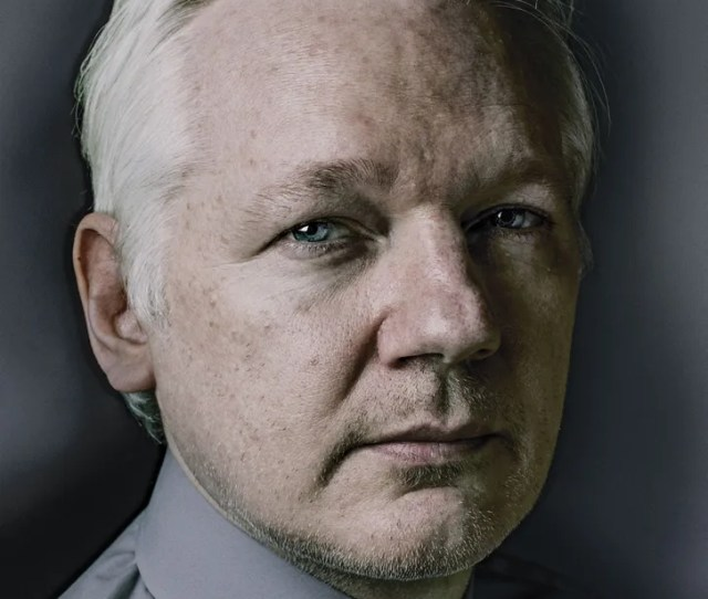 Julian Assange A Man Without A Country