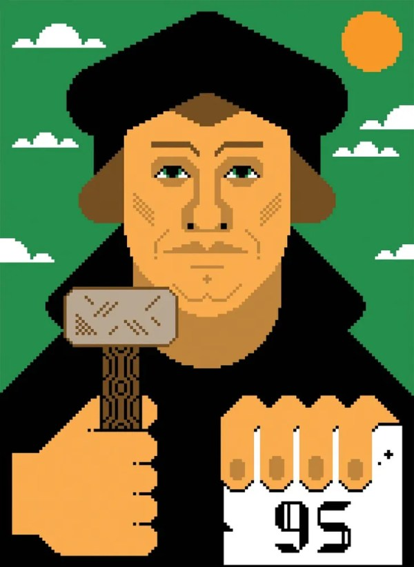 martin luther # 37