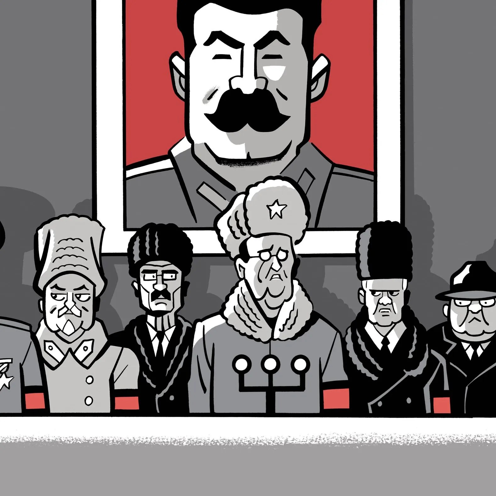 The Death Of Stalin Dares To Make Evil Funny The New Yorker