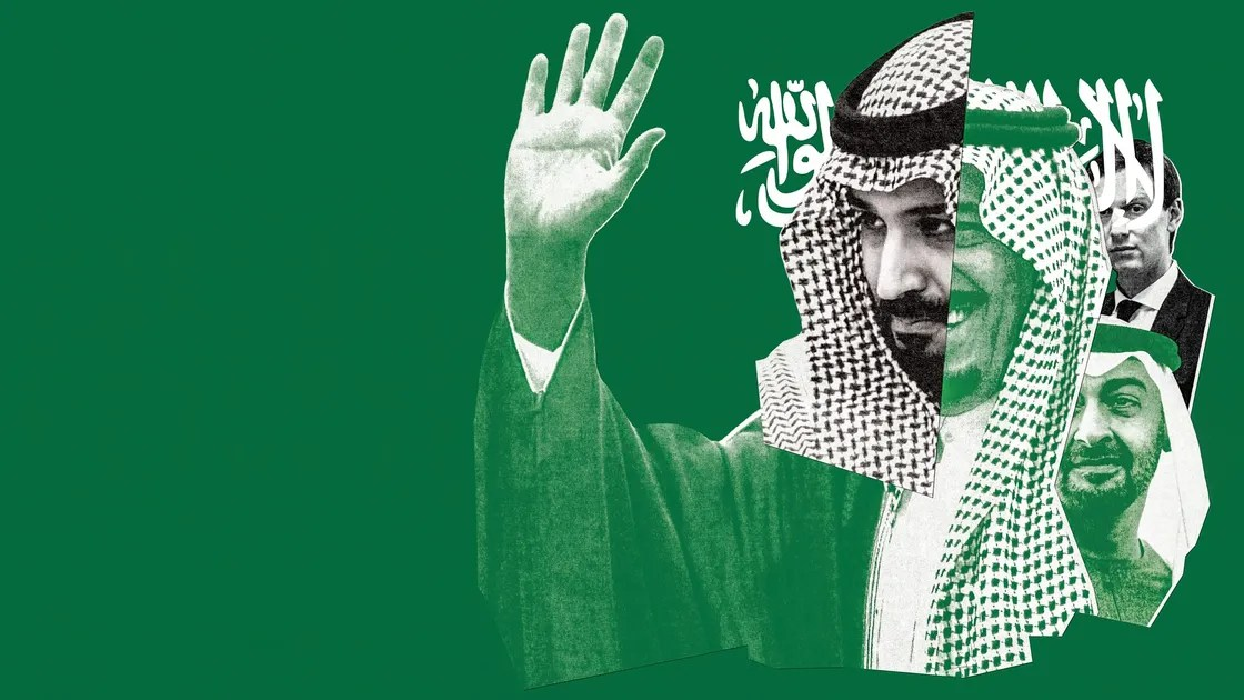 A Saudi Prince's Quest to Remake the Middle East