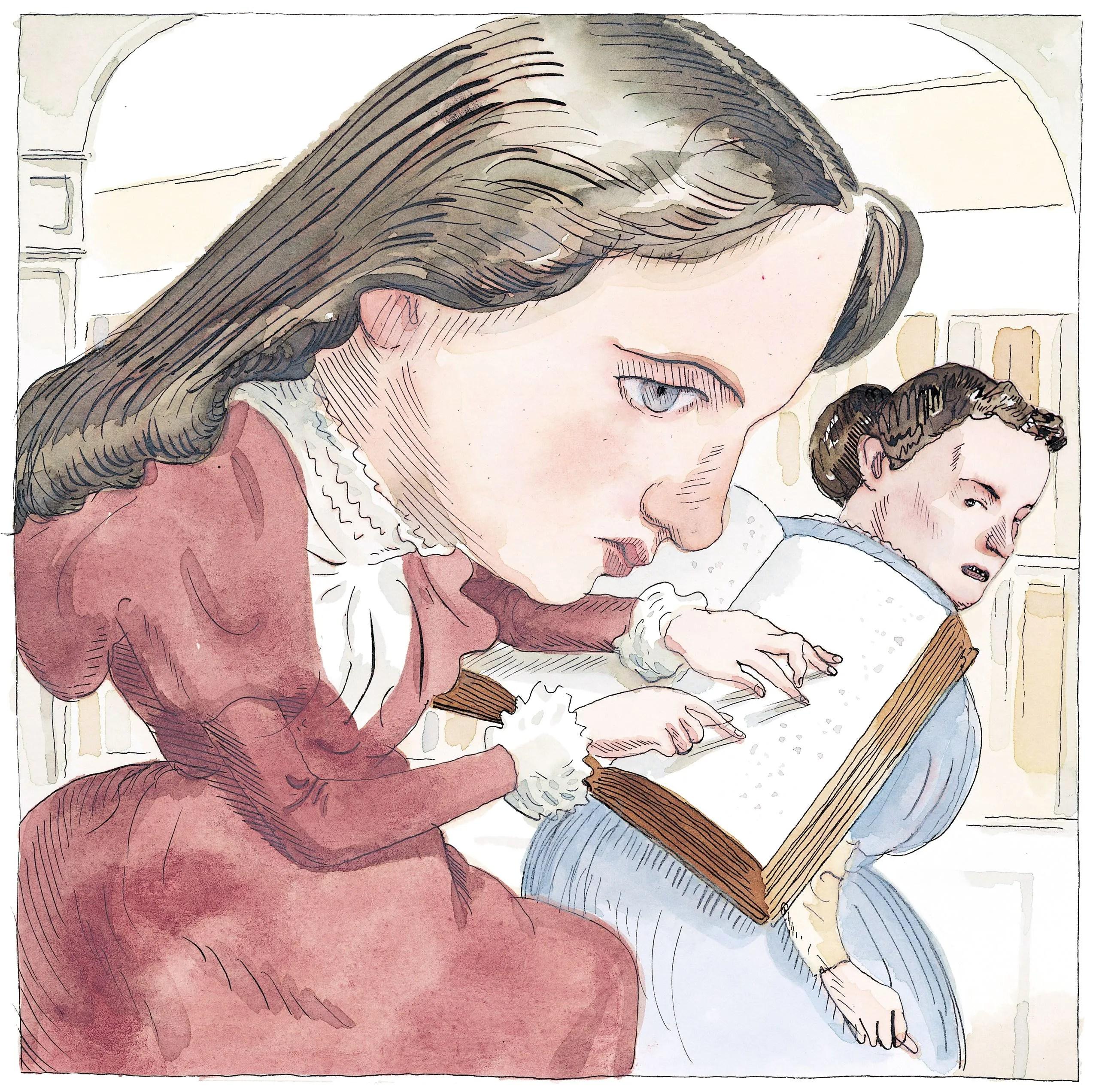 How Helen Keller Learned To Write