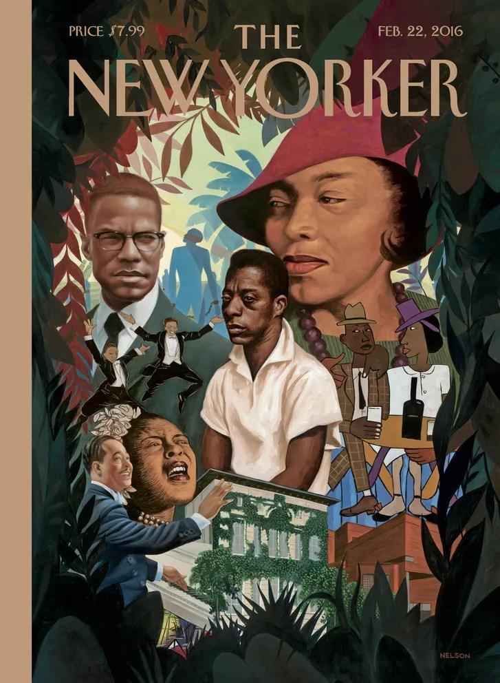 Neale Hurston Cover Magazine Zora