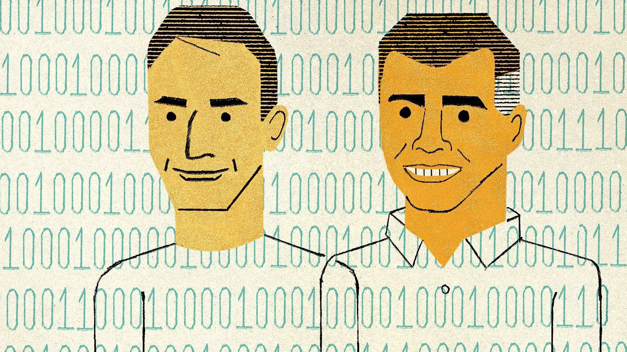 The Friendship That Made Google Huge The New Yorker