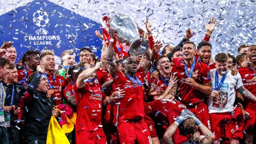 Liverpool's Long Journey to Champions League Victory | The ...