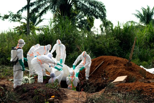 Is Ebola Evolving Into a Deadlier Virus? | The New Yorker