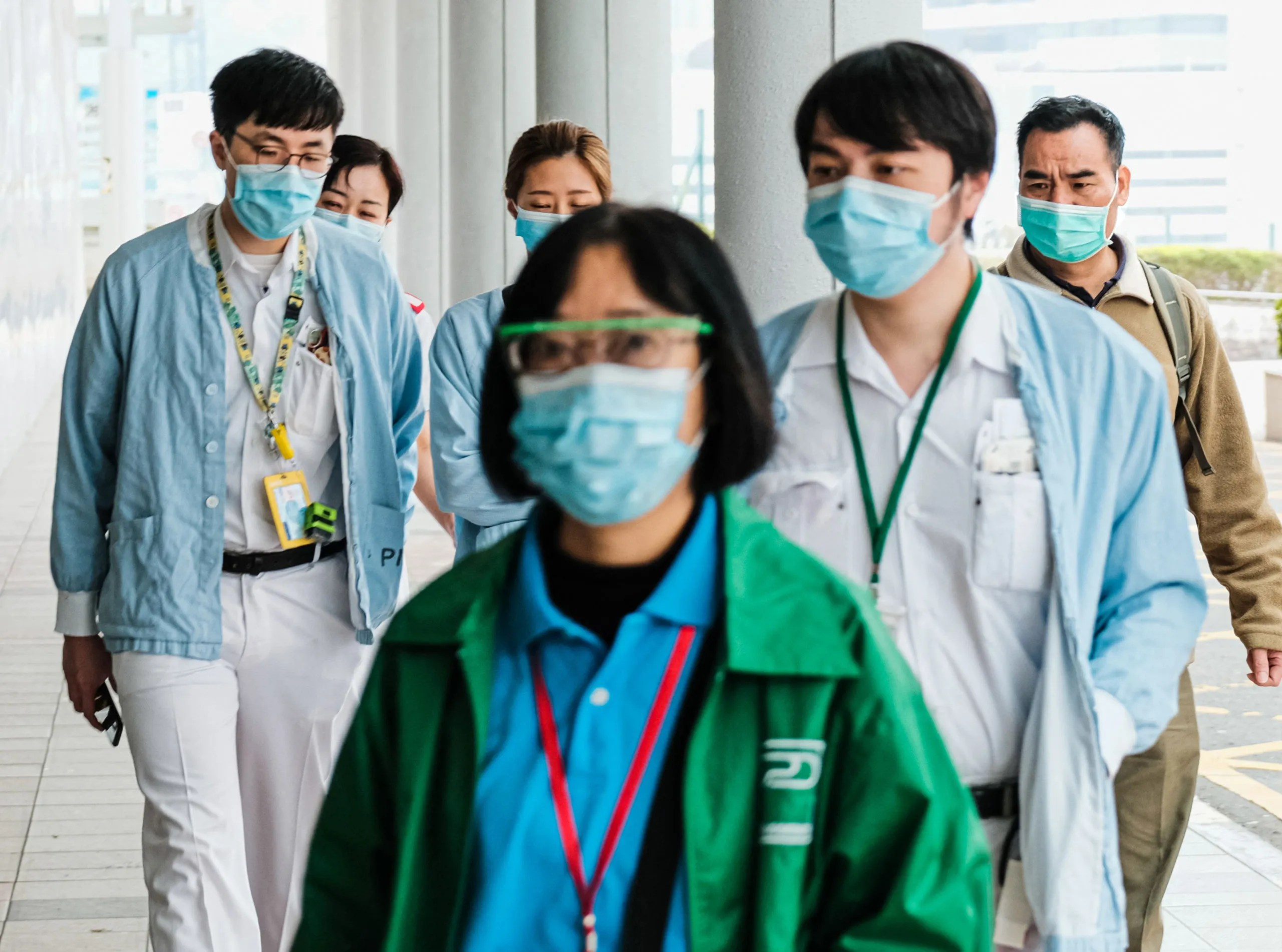 Keeping The Coronavirus From Infecting Health Care Workers
