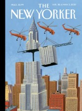 April 26 & May 3, 2021 New Yorker cover