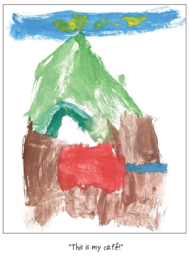 Image may contain Pinata Toy Art and Painting