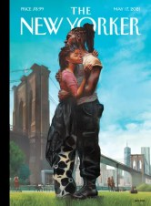 May 17, 2021 New Yorker cover