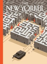 August 30, 2021 New Yorker cover