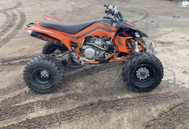 2008 yfz 450 se