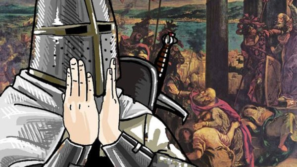 "Video Game Depicting the Crusades Bans Iconic Crusader Battle Cry ""Deus Vult"" - Niche Gamer"