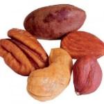 Nötter och gröt minskar blodfetter