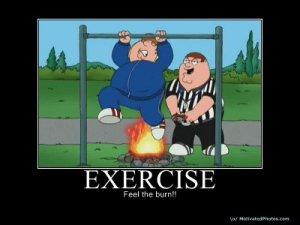 family guy personlig träning