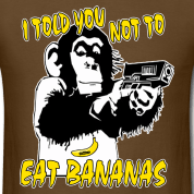 please dont eat bananas