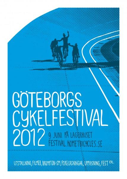 Göteborgs cykelfestival 2012
