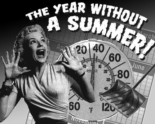 ingen sommar