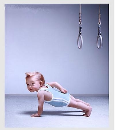 barn pushups