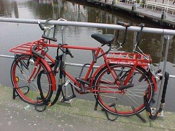 cykel stulen