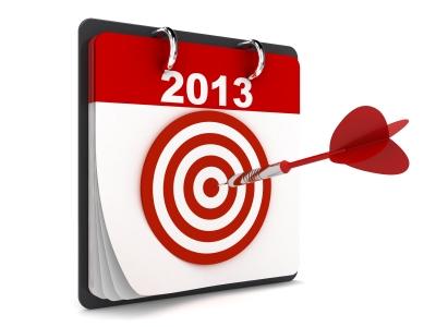 2013 nyårslöften