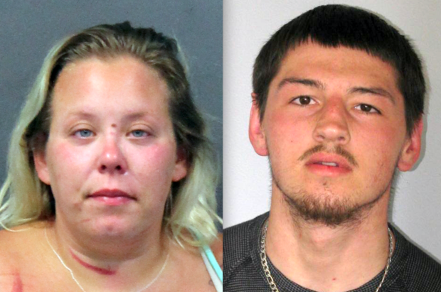 Authorities Say Christopher White And Adria Regn Forced An Underage Girl To Work As A Prostitute