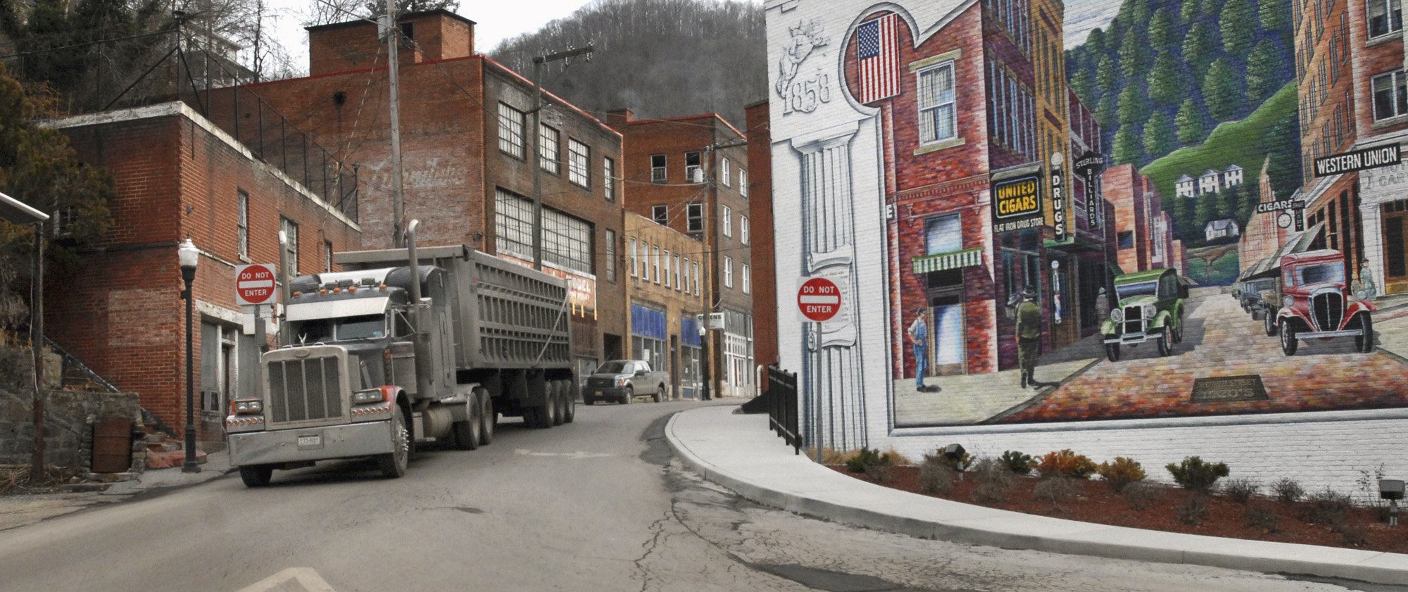 Times Current West Virginia Coal Towns