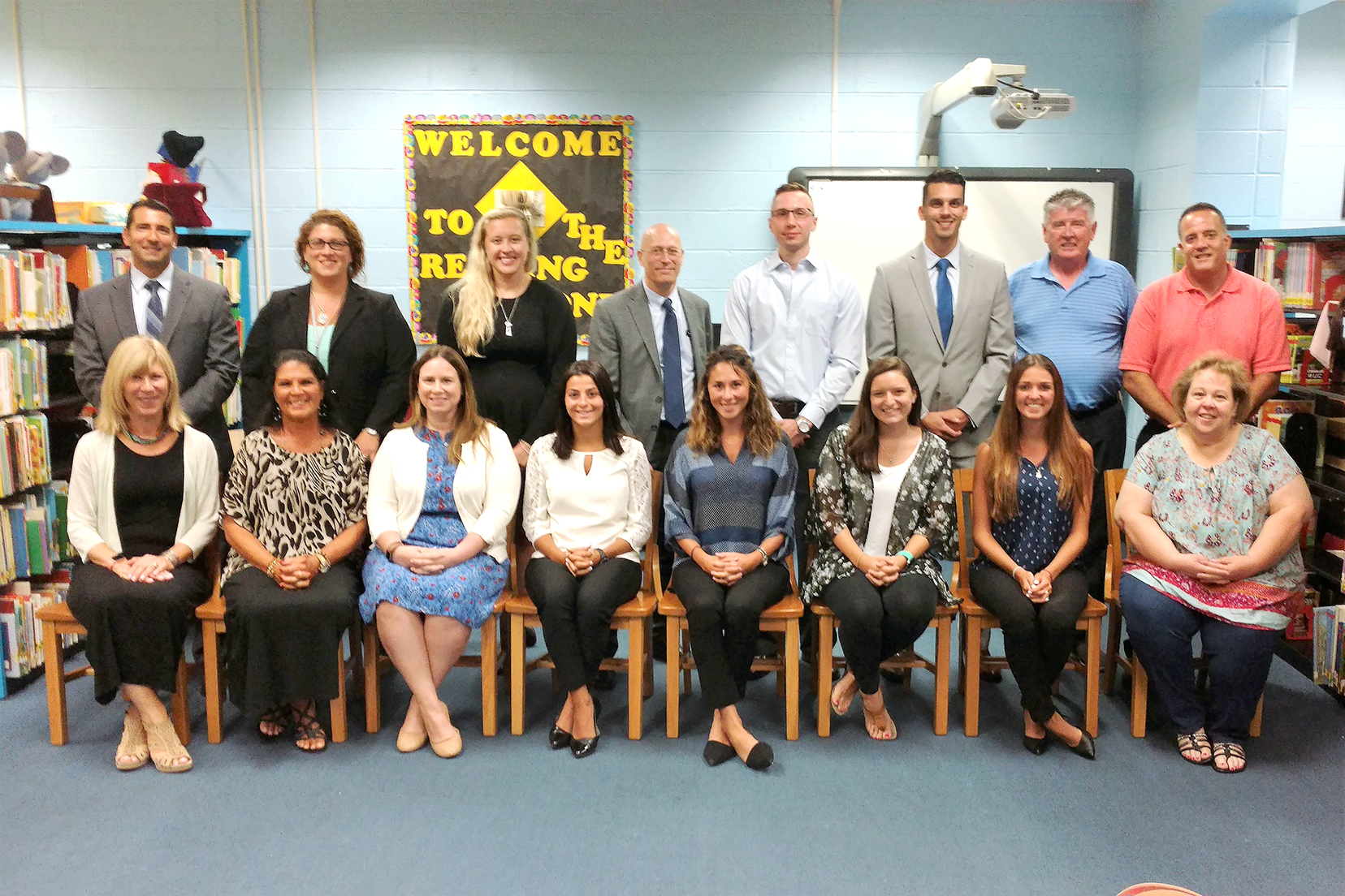 2 New Stem Teachers Join Secaucus Middle School Staff