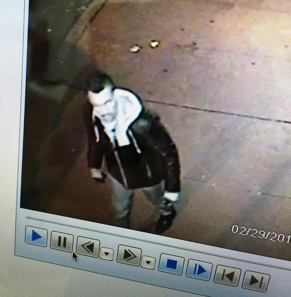 Help wanted in identifying person of interest in Jersey City sex assault