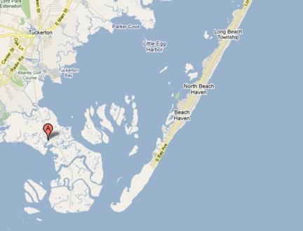 Authorities Identify Body Found In Little Egg Harbor Marsh