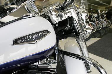 Motorcycle theft on the rise