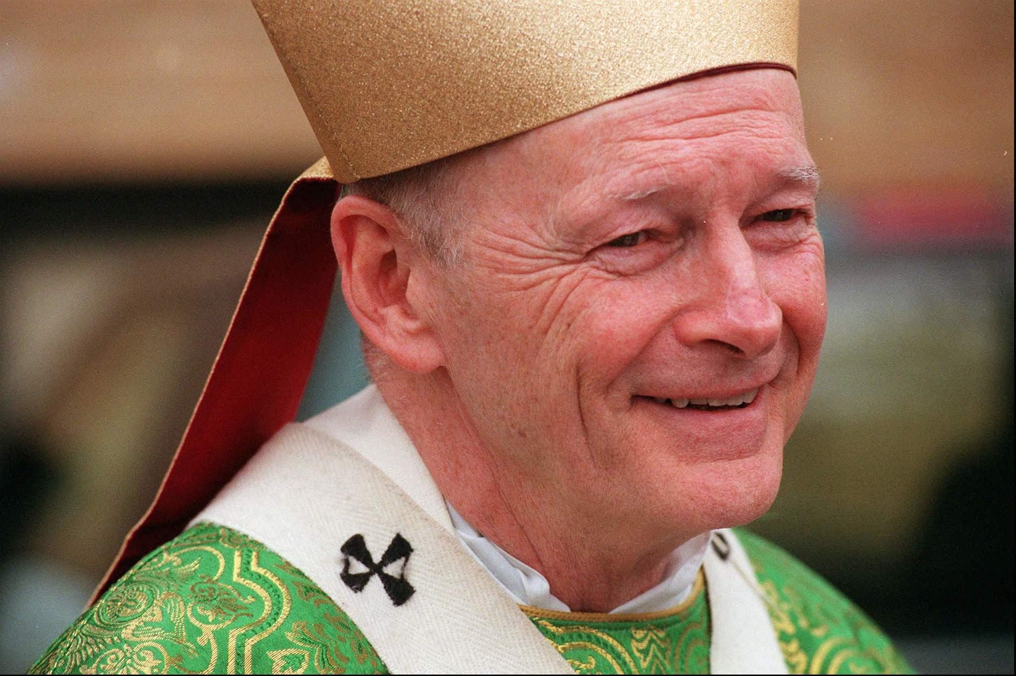 Resultado de imagen para Cardinal McCarrick