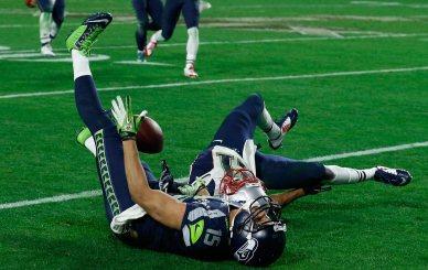 best Super Bowl catches