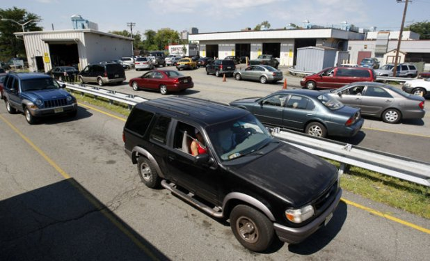 Nj department of motor vehicles inspection stations for Nj motor vehicle inspection