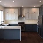 Unfinished Basement Turned Into Custom Dream Ikea Kitchen Nkba