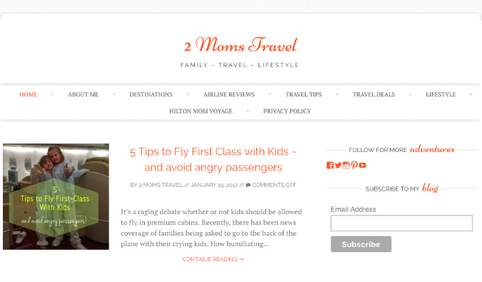 2 Moms Travel