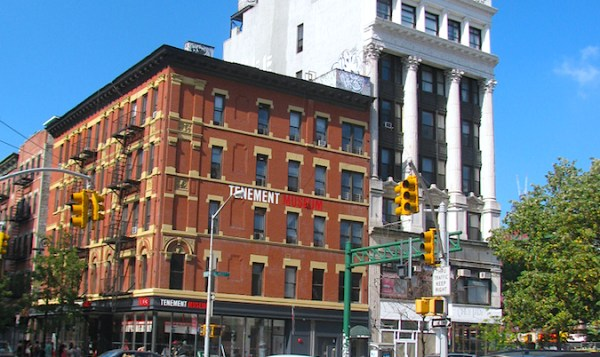 The Tenement Museum on the Lower East Side