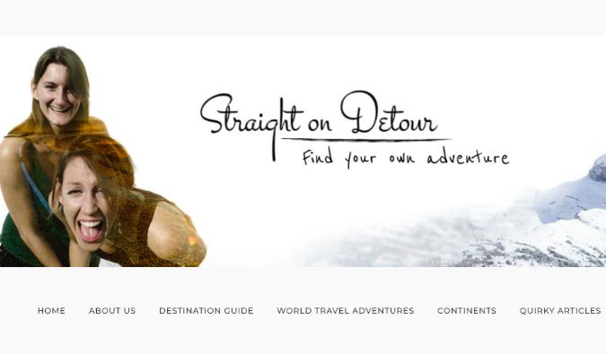 Straight On Detour