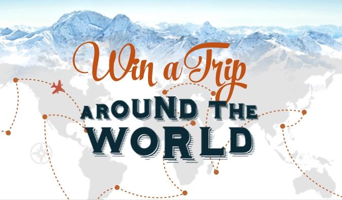 nomadic matt contest giveaway banner