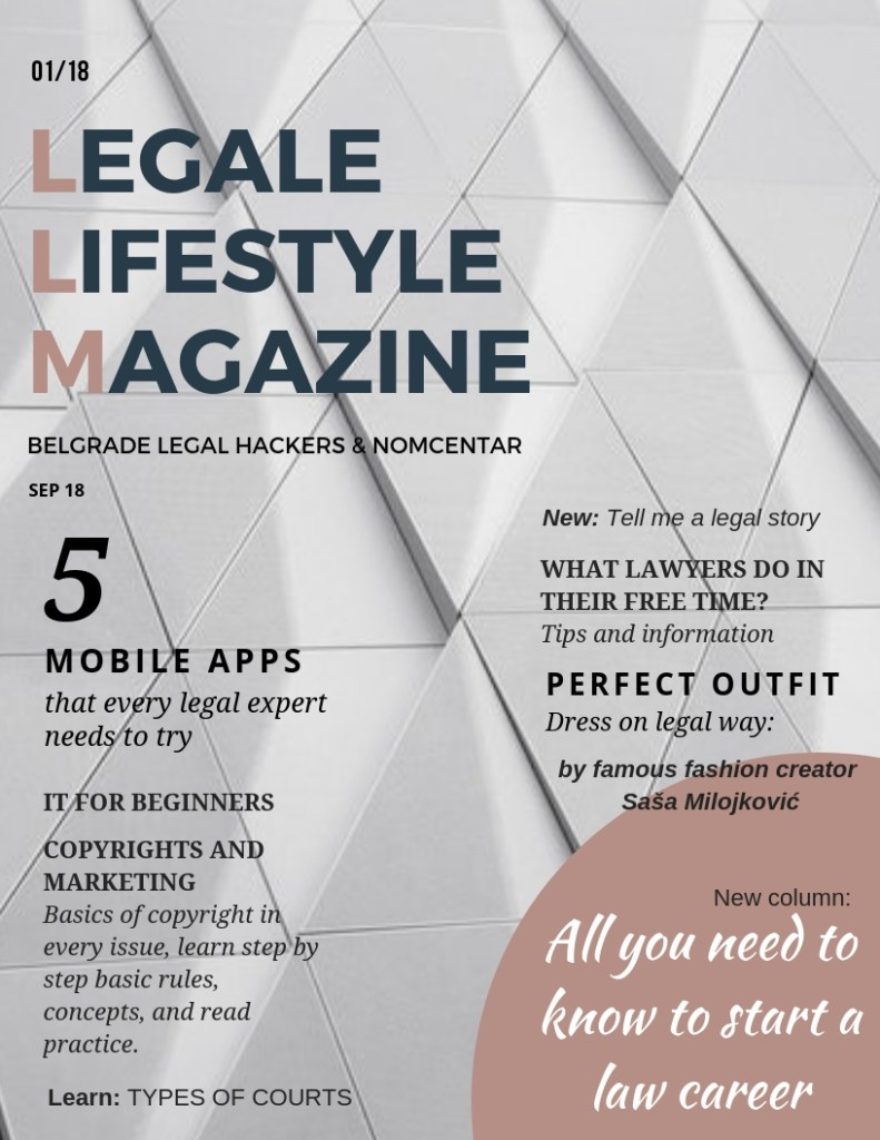 LEGAL LIFESTYLE MAGAZINE