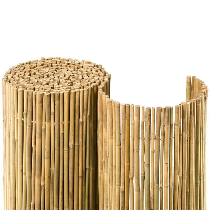 bambusmatte bahia bambus sichtschutz zaun balkon bambusmatte fur die anwendung an zaun oder balkon