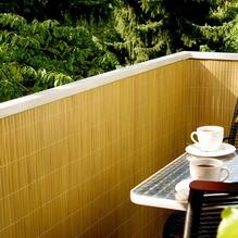 sichtschutz sichtschutzmatten fur balkone