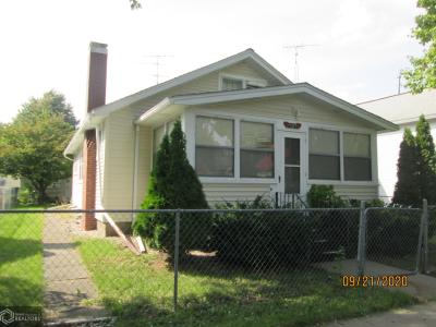 1307 13th, Burlington, Iowa 52601-1506, 2 Bedrooms Bedrooms, ,1 BathroomBathrooms,Single Family,For Sale,13th,5663518