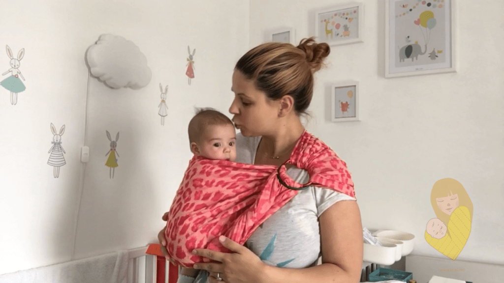 artipoppe ring sling leopard candy