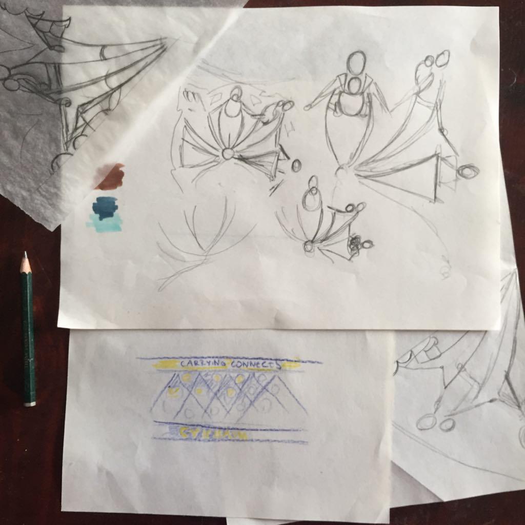 Simoni Gruber ebw2018 drawings
