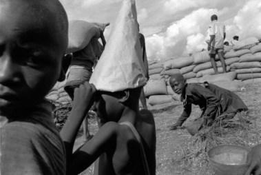 'The Silence', Rwanda (Gilles Peress).