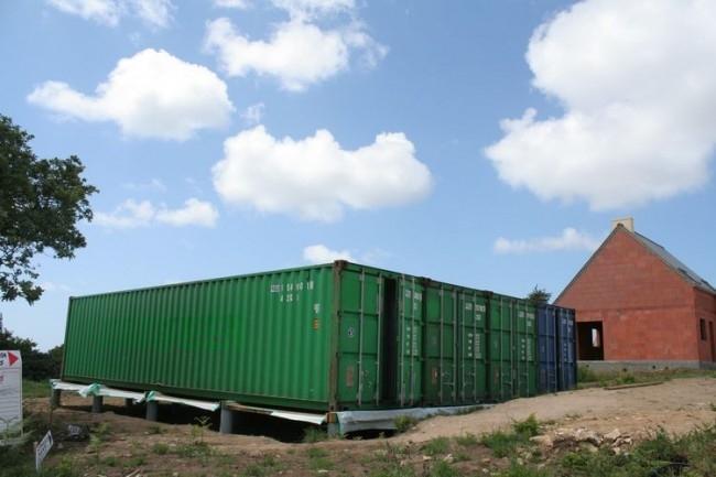 Constructeur De Maison Container Groupe Constructeur De