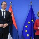 Ursula fon der Lajden nakon sastanka sa Vučićem: SPREMNI SMO DA PODRŽIMO IZGRADNJU PRUGE OD BEOGRADA DO SEVERNE MAKEDONIJE