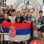 """Pauerlifting i bodibilding sportski klub """"Кnjaževac"""" najbolji u Srbiji"""